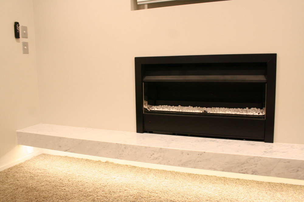 Carrara Hearth