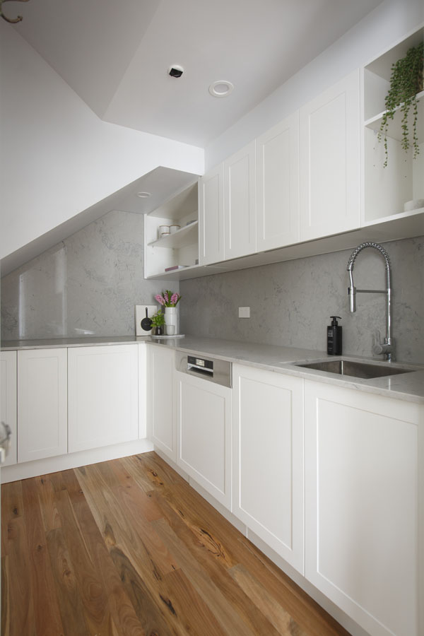 noble grey kitchen